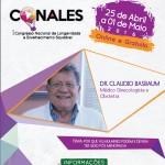 Dr. Claudio Basbaum participa do CONALES