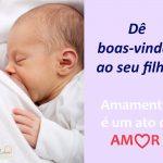 Parto Leboyer permite amamentação imediata do bebê