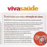 5 informações para evitar a remoção do útero