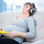 Benefícios da música na gravidez