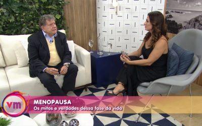 Menopausa: mitos e verdades