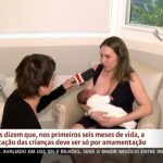 Amamentação nas primeiras horas de vida após o parto